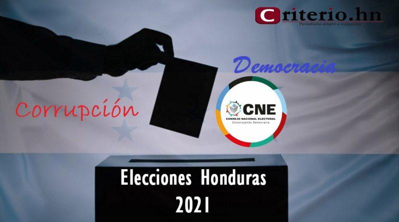 Corrupción, democracia, elecciones