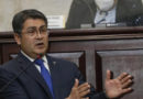 Presidente de Honduras asegura que no es narco en comparecencia ante el Congreso