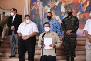 presidente de Honduras