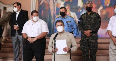 Presidente de Honduras recurre a lobistas para lavar su manchada reputación