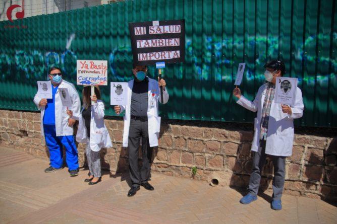 protestas en Honduras por mal manejo de la pandemia