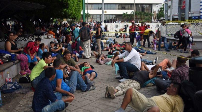 Familias migrantes que Trump separó
