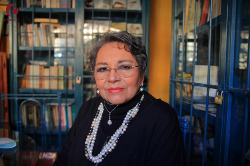 mujer política Honduras