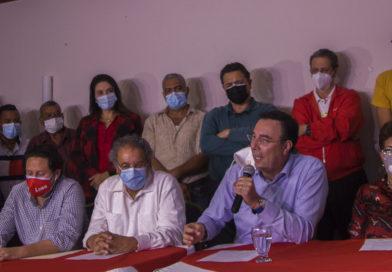 Precandidatos liberales y libres exigen al CNE revertir fraude y dejan puerta abierta a una alianza con Nasralla