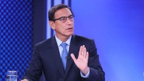 expresidente Vizacarra