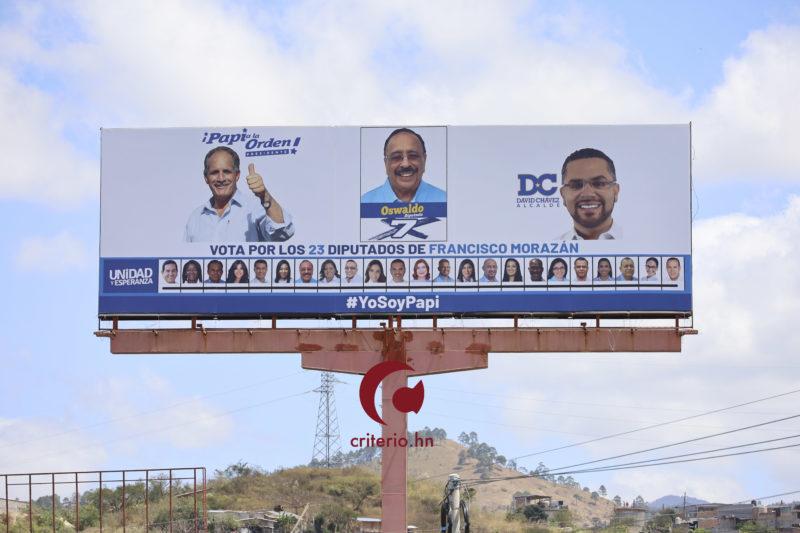 Narcotráfico política Honduras