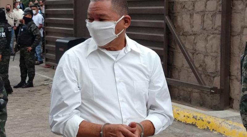 Defensor de Guapinol Jeremías Martínez