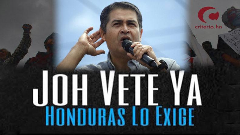 exigen la renuncia de Juan Hernández