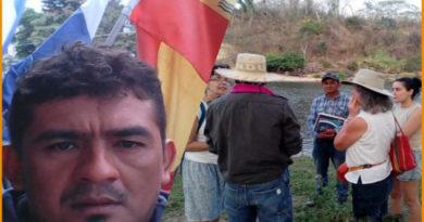 Repudio tras asesinato de ambientalista Juan Carlos Cerros Escalante en Honduras