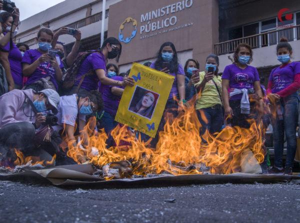 Honduras: 6,427 femicidios