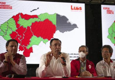 Movimiento «Recuperar Honduras» retira sus observadores y recurrirán a las apelaciones