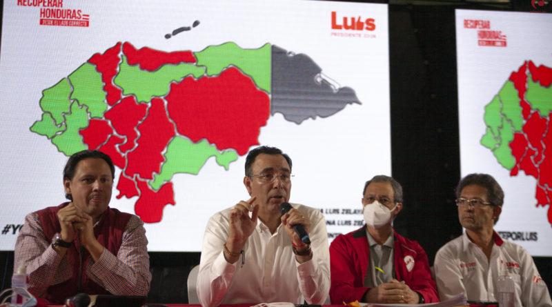 "Movimiento ""Recuperar Honduras"""