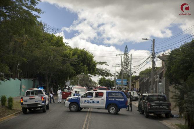 asesinato del abogado Melvin Bonilla