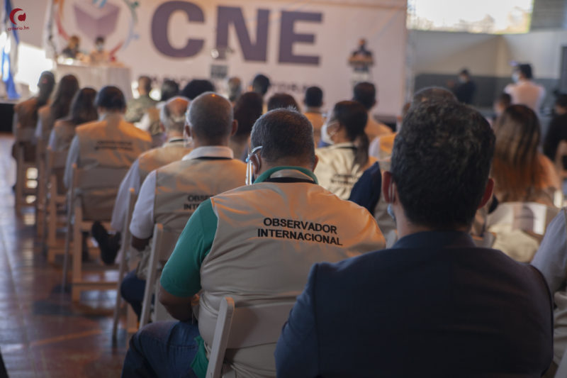Elecciones primarias Honduras 2021