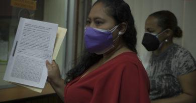 Campesinas presentan recurso de amparo contra resolución que dejó libres a implicados en caso Pandora