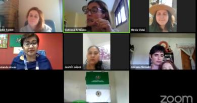 Sabotean encuentro virtual entre mujeres campesinas de Honduras y Chile