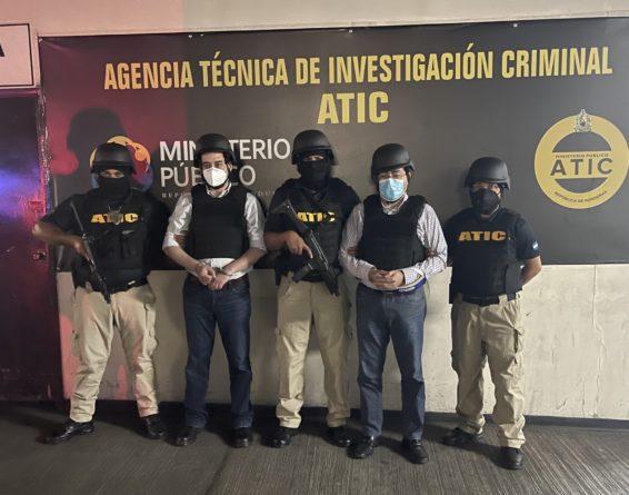 Marco Bográn y Moraes a juicio publico