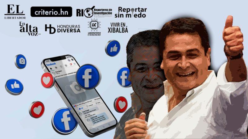 Para Facebook Honduras no es importante y por eso permitió que su presidente usara cuentas falsas