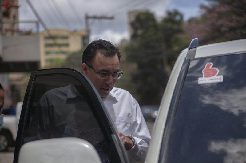 Luis Zelaya pide la nulidad de las elecciones primarias en todos sus niveles
