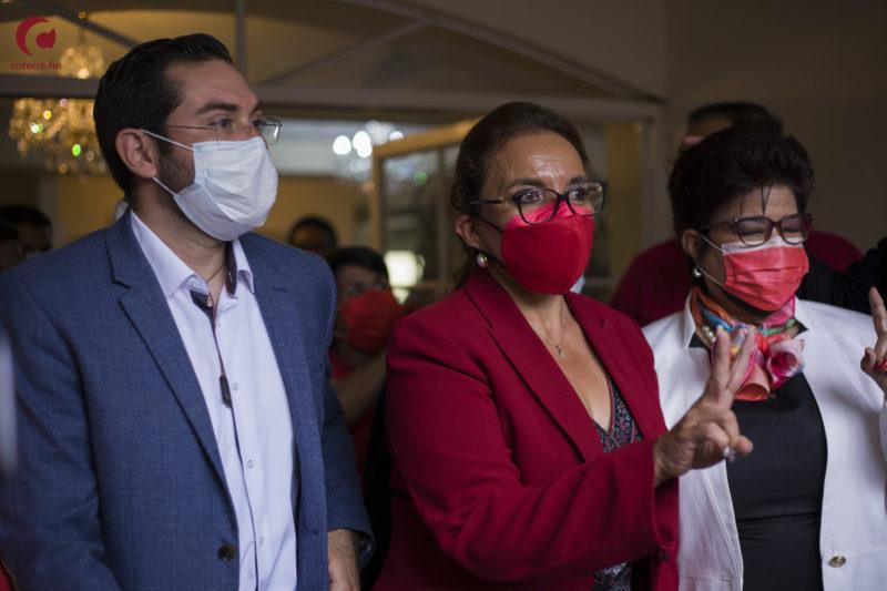 Alianza Xiomara Castro y Yani Rosenthal