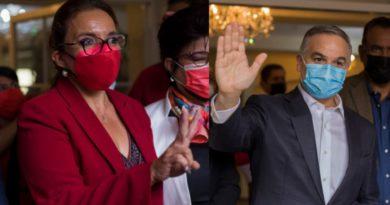 Un exconvicto y una exprimera dama buscan alianza electoral en Honduras
