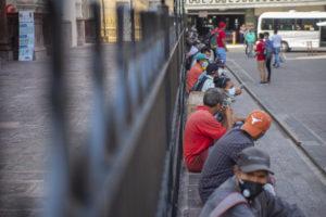Trbajadores de Honduras