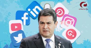 Presidente de Honduras nuevamente señalado por campañas de desinformación en redes sociales