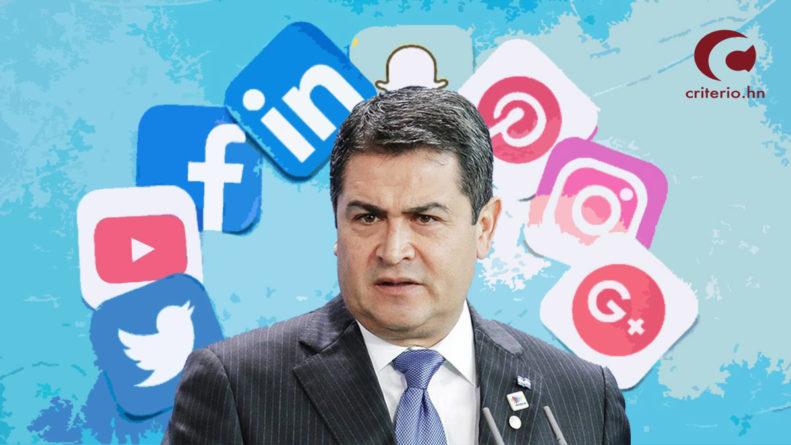Presidente de Honduras nuevamente señalado
