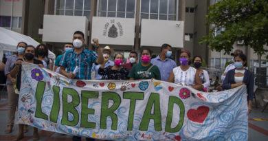 Presentan amparo para subsanar fallo de prisión preventiva contra defensores del agua de Guapinol