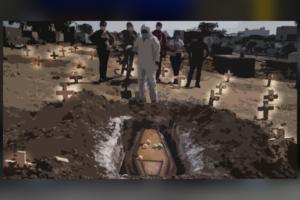 Más de 1,400 hondureños murieron en abril por Covid