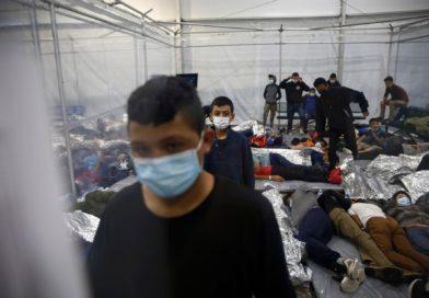 Aumenta llegada de niños a frontera con Estados Unidos