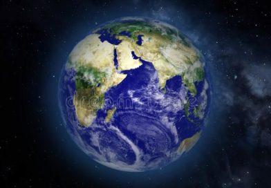 La tierra está girando más rápido