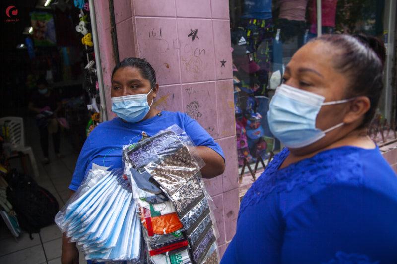 trabajadores de Honduras
