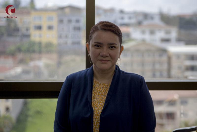 mujeres políticas Honduras
