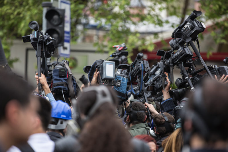 acoso mujeres periodistas Honduras