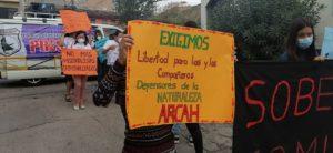 ambientalistas de ARCAH