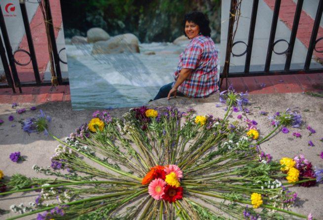 Juicio de Berta Cáceres