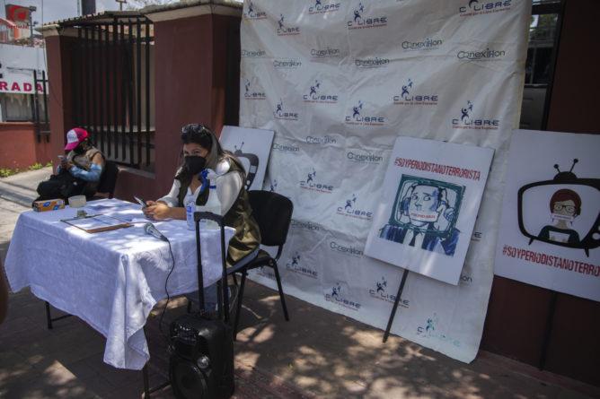 Libertad de Prensa en Honduras
