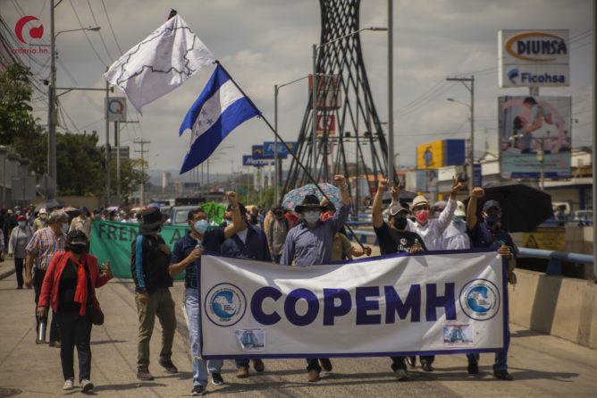 Copemh exige al CN