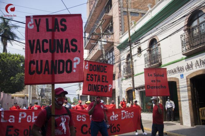 clase trabajadora Honduras