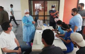 vacunas periodistas Honduras