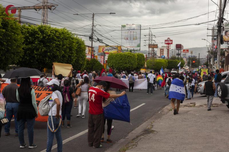Golpe Estado 2009 Honduras