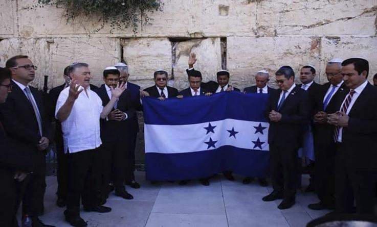 Países árabes condenan apertura de embajada
