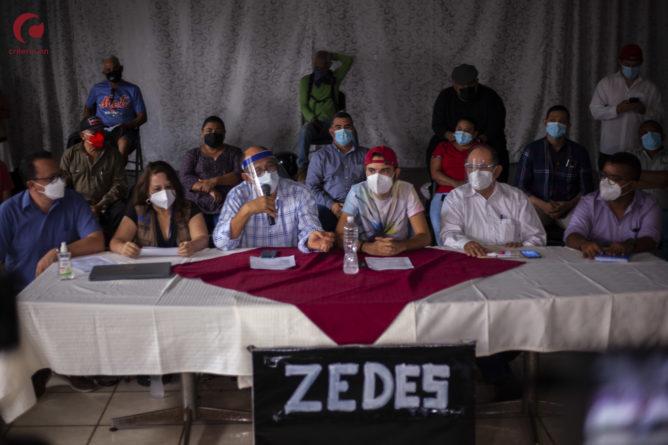 se pronuncia en contra de las ZEDE