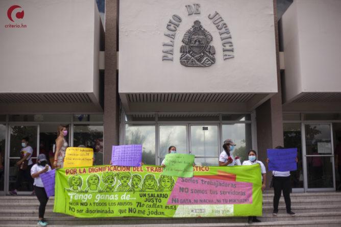 afiliación de trabajadoras domésticas al IHSS
