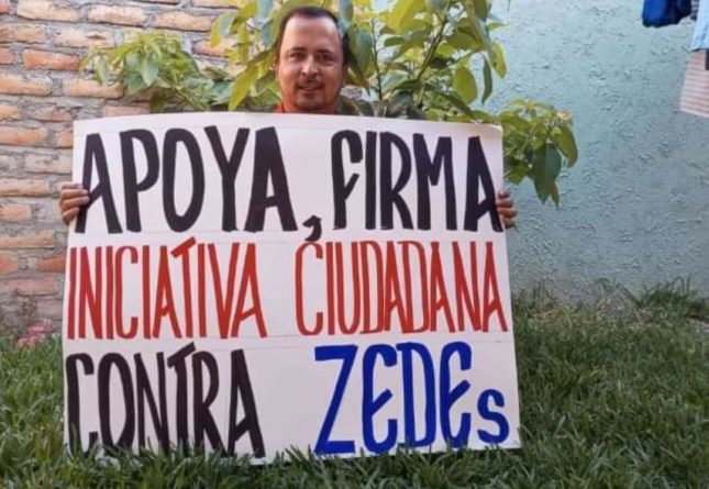 ZEDE HONDURAS