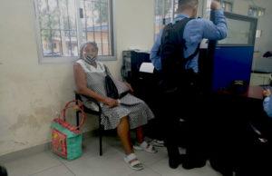 Capturan a mujer garífuna de 73 años