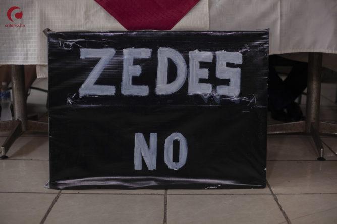 derogación de Ley de las ZEDE