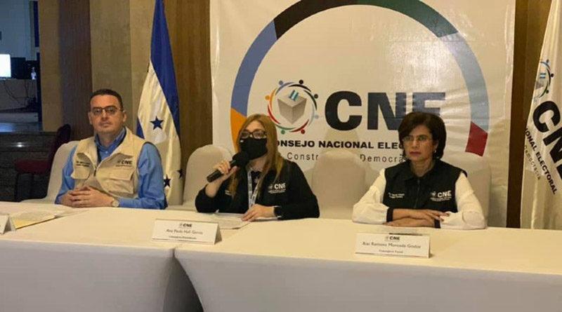 CNE urge al Congreso Nacional