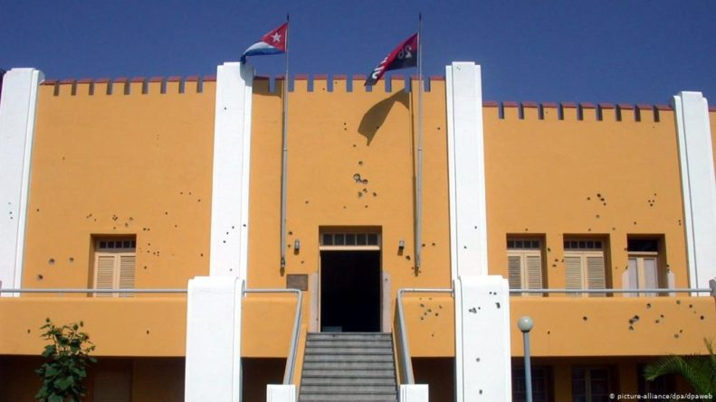 asalto al Cuartel Moncada